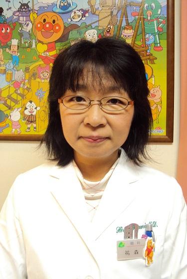 副院長・祐森 弘子